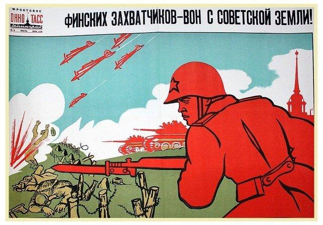 PANKRATOV, S. Finnish Invaders — Off of Soviet