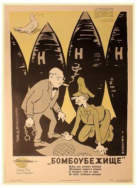"Gusev, V. ""bomb Shelter,"" 1959."