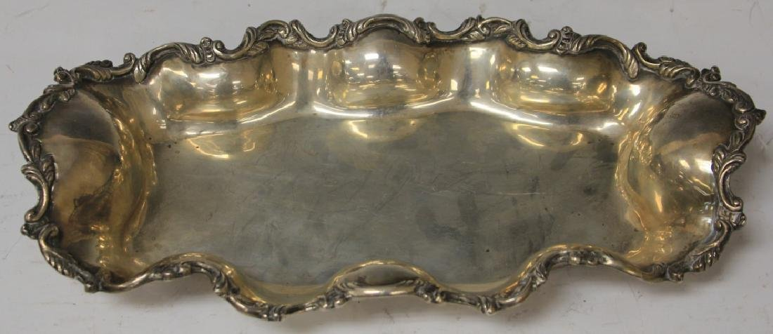 SANBORNS MEXICAN STERLING SILVER PLATTER