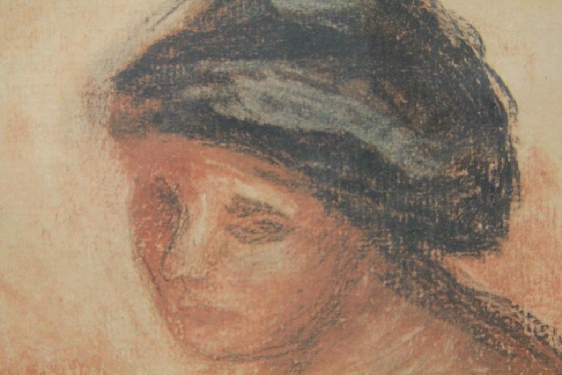 PIERRE AUGUSTE RENOIR (1841-1919), SIGNED PRINT - 6