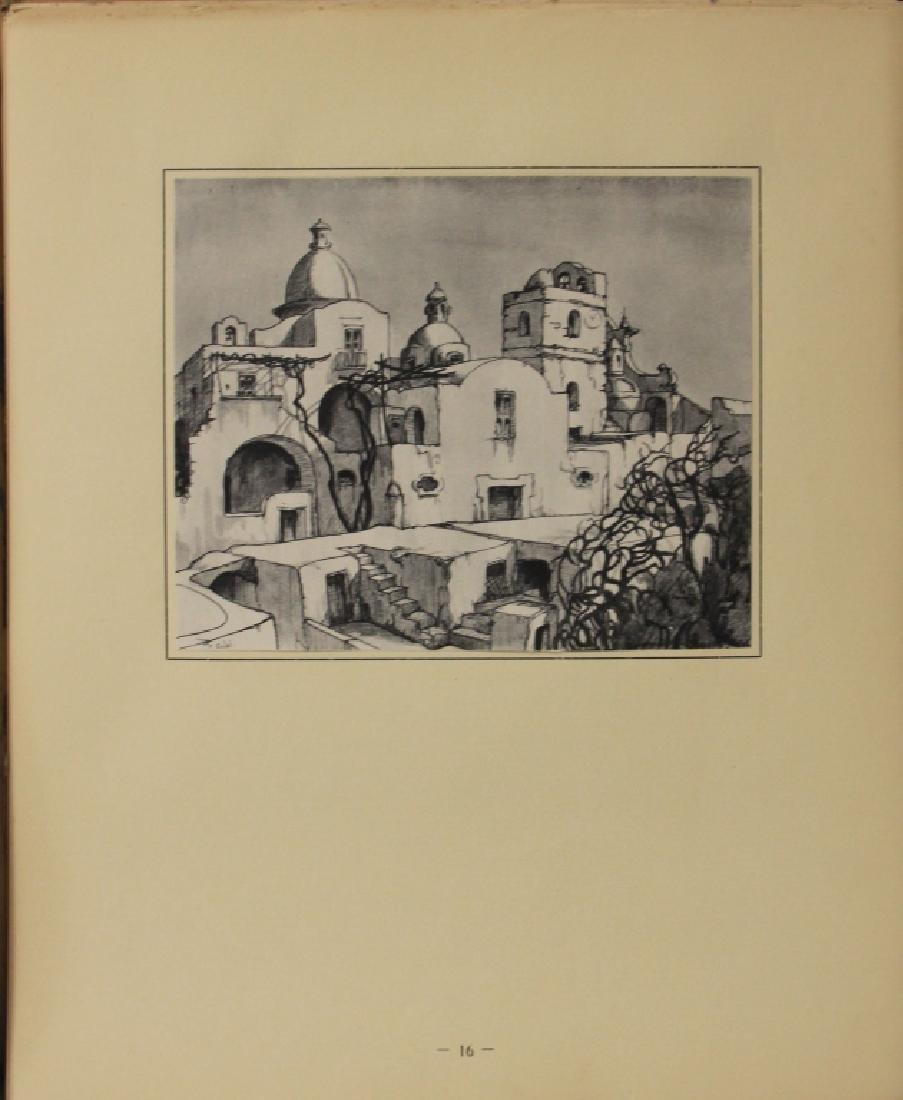 FAVAI GENNARO(1879-1958), ISOLA DI CAPRI PORTFOLIO - 4
