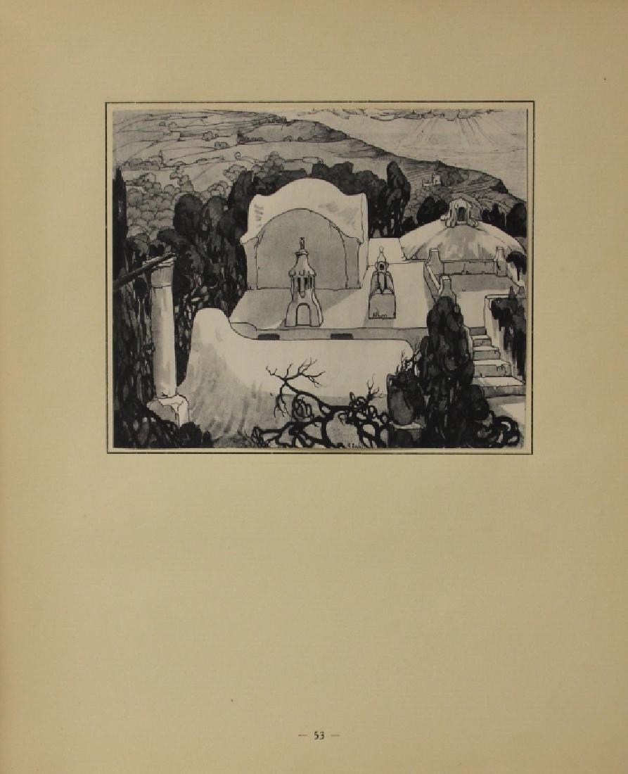 FAVAI GENNARO(1879-1958), ISOLA DI CAPRI PORTFOLIO - 7