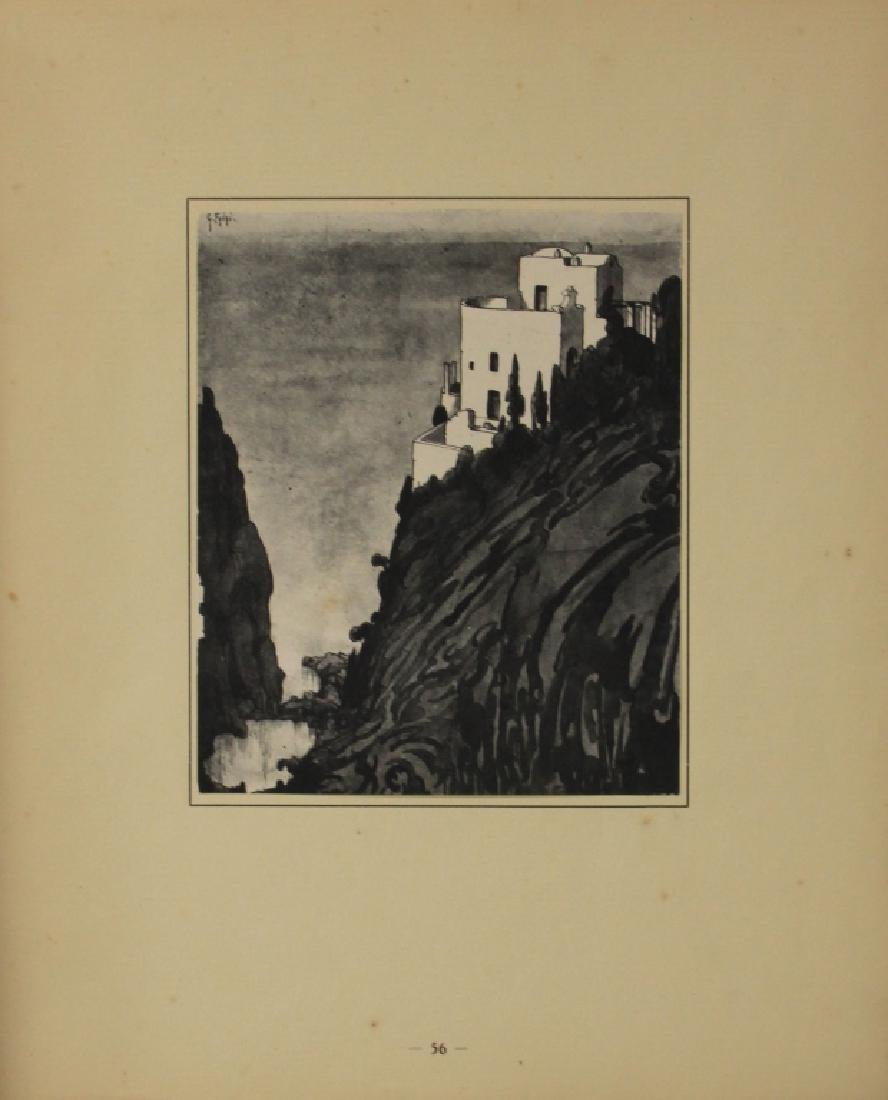 FAVAI GENNARO(1879-1958), ISOLA DI CAPRI PORTFOLIO - 8