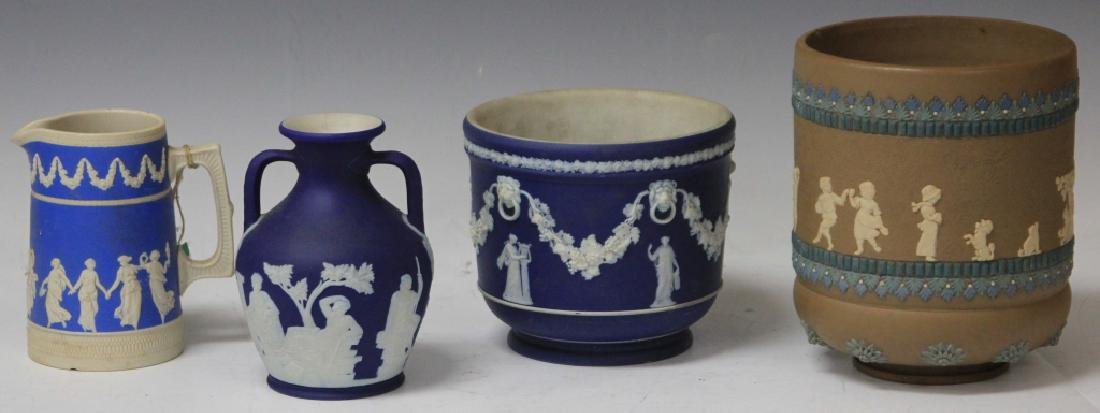LOT OF (4) WEDGWOOD POTTERY