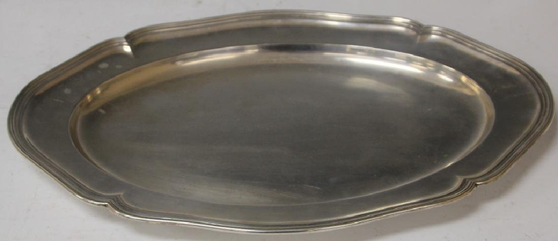 NORWEGIAN .830 SILVER TRAY - 2