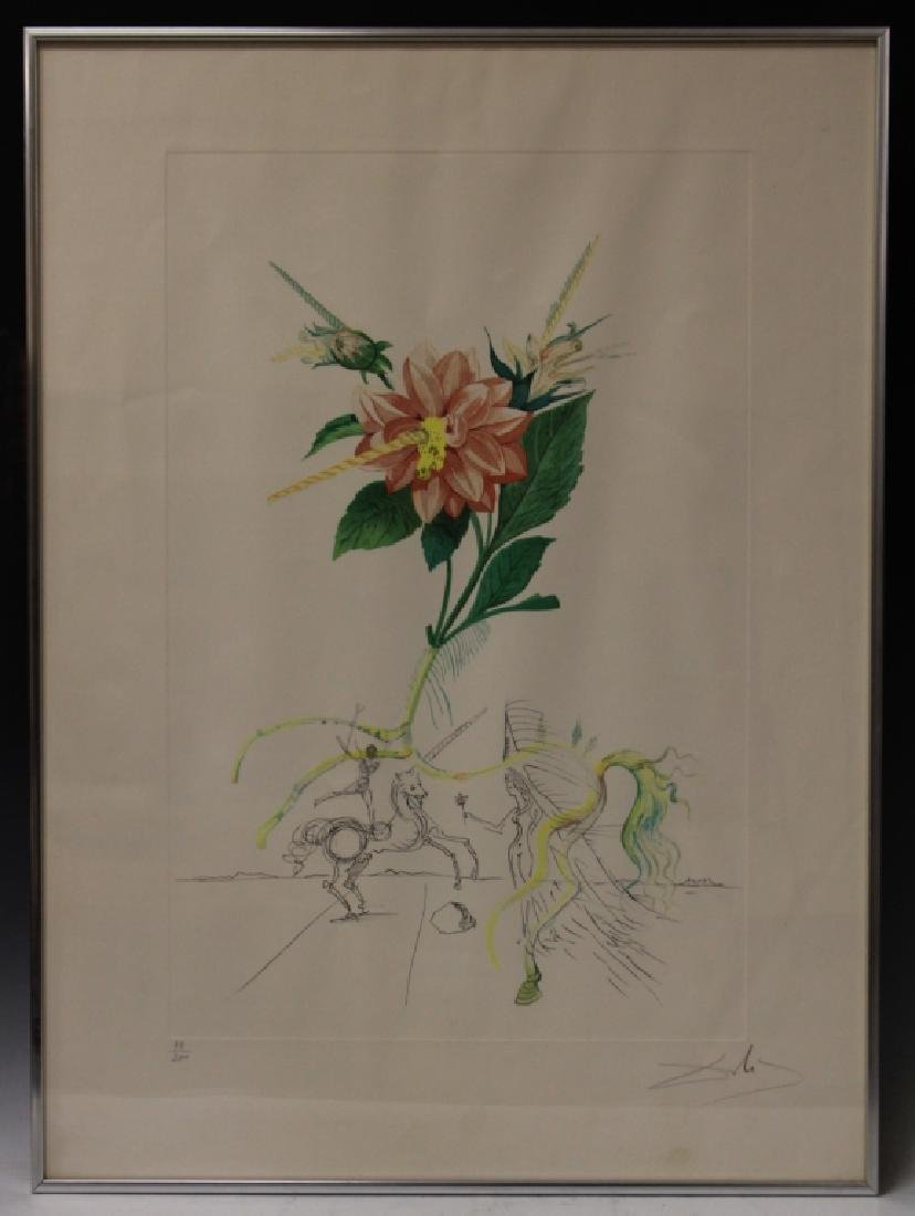 SALVADOR DALI (1904-1989), SIGNED AND NUMBERED