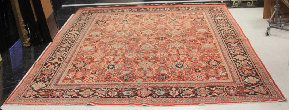 VINTAGE PERSIAN ROOMSIZE CARPET
