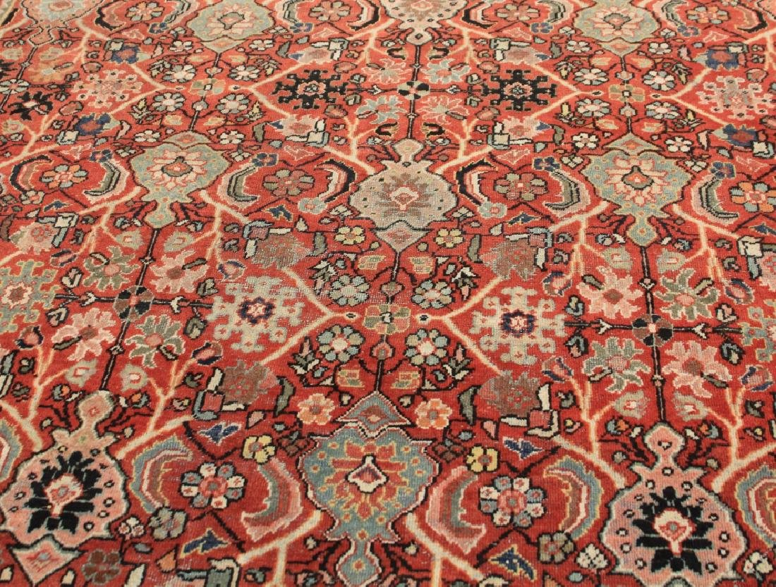 VINTAGE PERSIAN ROOMSIZE CARPET - 2