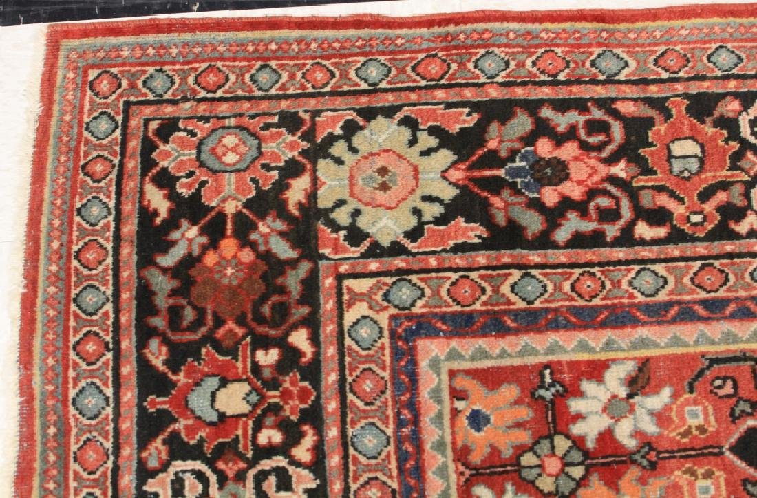 VINTAGE PERSIAN ROOMSIZE CARPET - 3