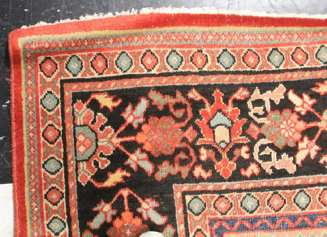 VINTAGE PERSIAN ROOMSIZE CARPET - 4