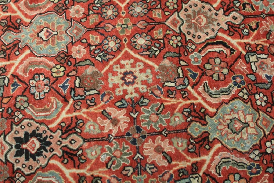 VINTAGE PERSIAN ROOMSIZE CARPET - 5