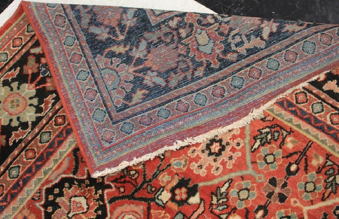 VINTAGE PERSIAN ROOMSIZE CARPET - 6