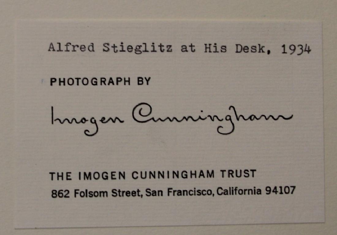 LOT OF (2) IMOGEN CUNNINGHAM (1883-1976) PORTRAITS - 3