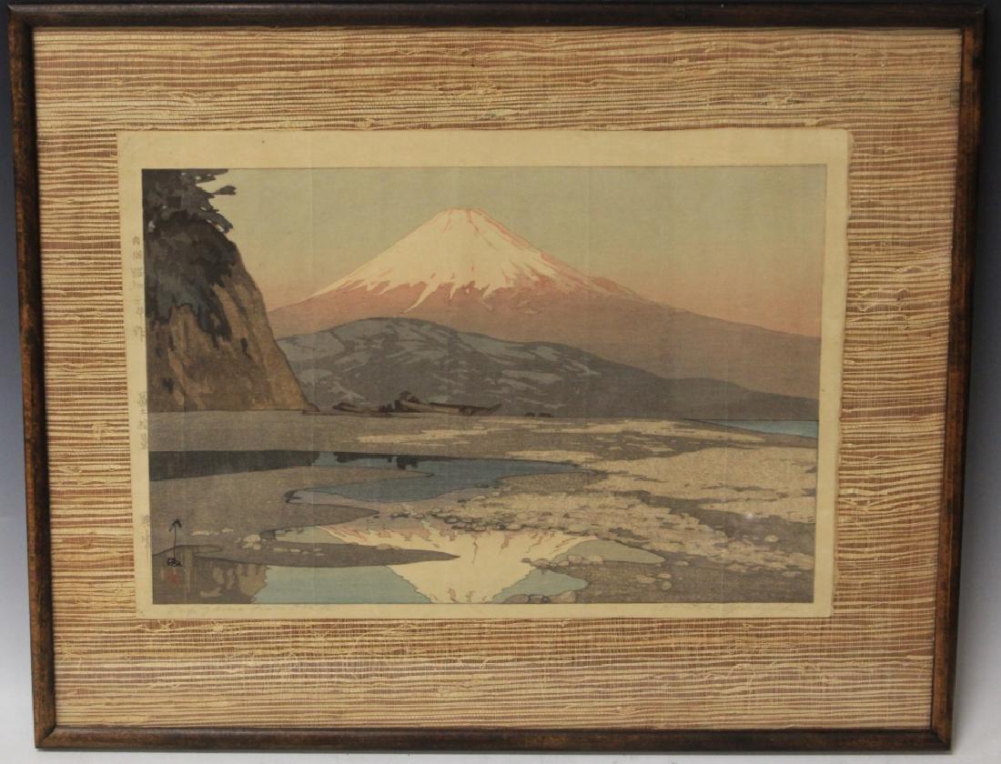 VINTAGE UTAGAWA HIROSHIGE (1797-1858), WOODBLOCKS