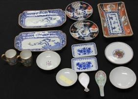 LOT OF (27) ASSORTED ASIAN DECORATIVE
