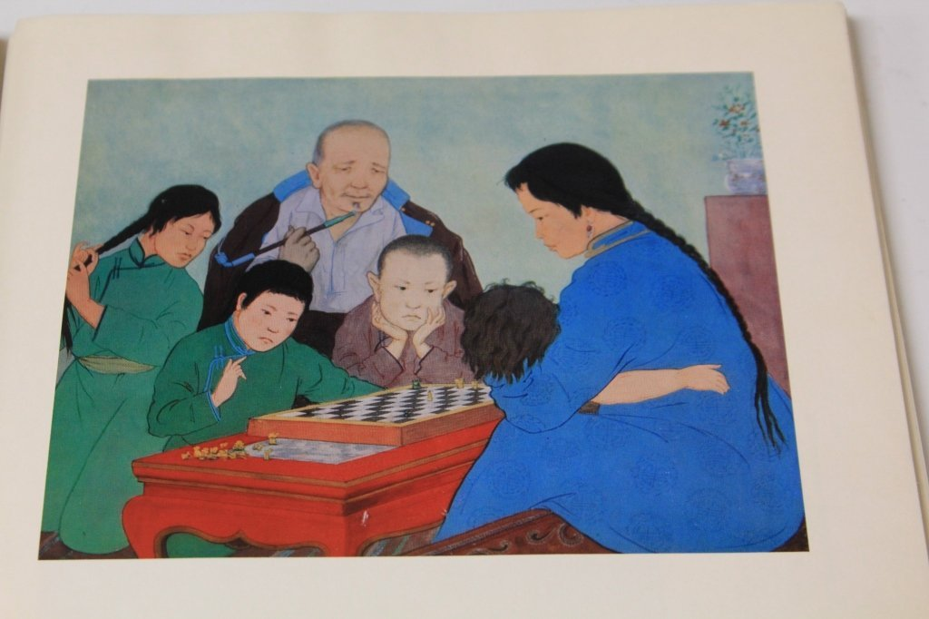 JAPANESE PORTFOLIO OF PRINTS/WORKS OF ART - 6