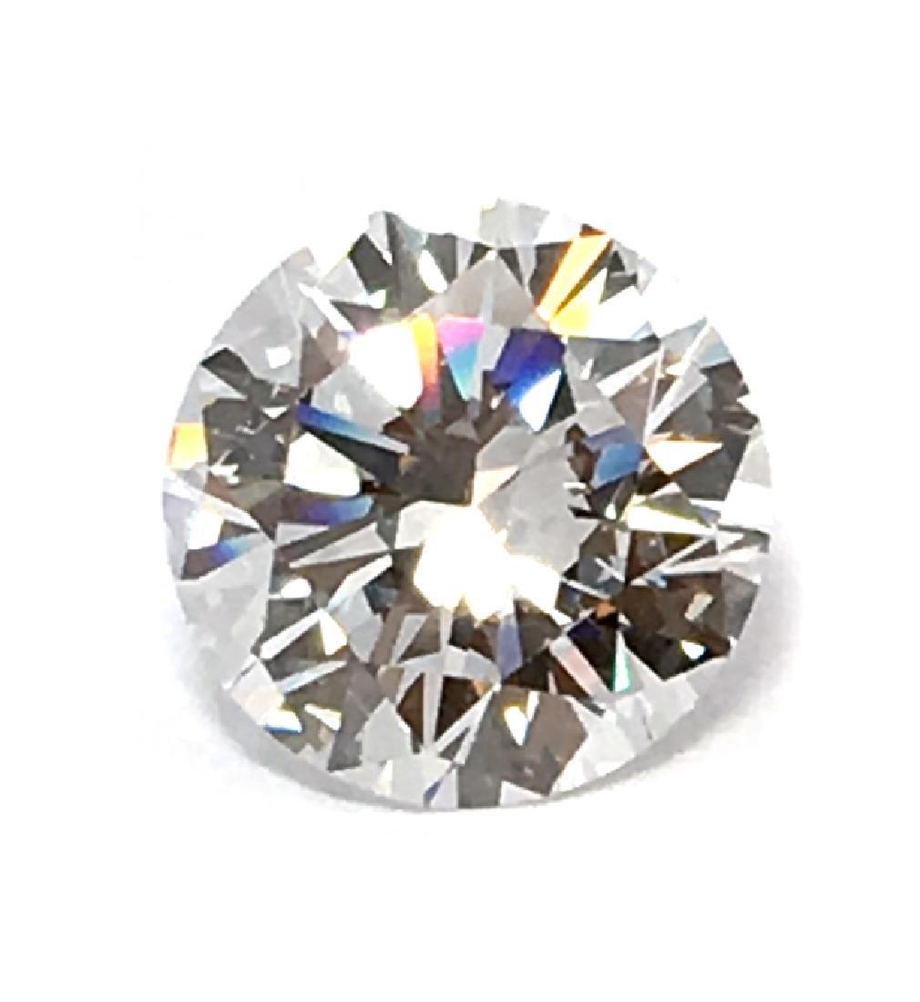 3.05 CT. BRILLANT CUT DIAMOND, G.I.A. CERT.