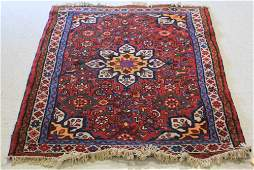 VINTAGE MAHAL STYLE TRIBAL CARPET