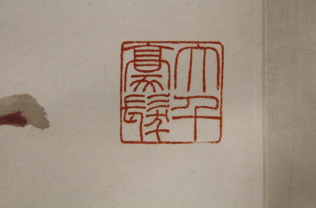 CHINESE WATERCOLOR IN THE STYLE OF ZHANG DAQIAN - 3