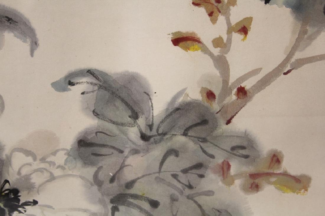 CHINESE WATERCOLOR IN THE STYLE OF ZHANG DAQIAN - 6