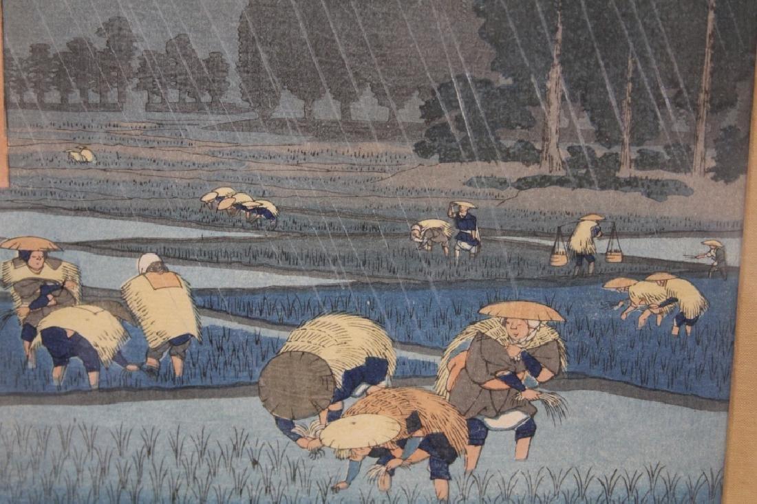 19TH C. JAPANESE WOODBLOCK PRINT - 3