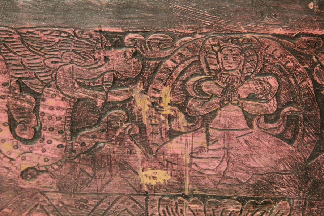 VINTAGE SOUTH EAST ASIAN SCROLL - 11