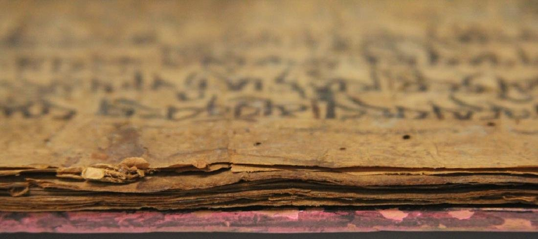 VINTAGE SOUTH EAST ASIAN SCROLL - 16