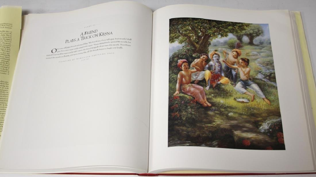 KRSNA ART COFFEE TABLE BOOK - 10