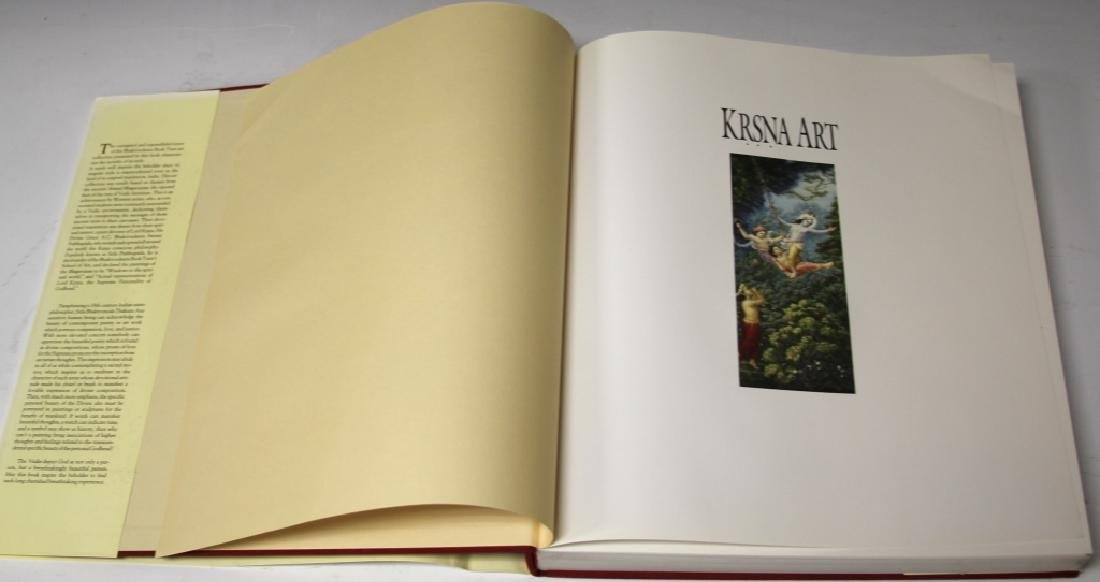 KRSNA ART COFFEE TABLE BOOK - 5