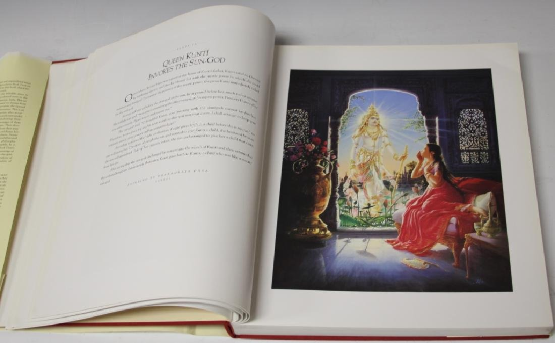 KRSNA ART COFFEE TABLE BOOK - 7