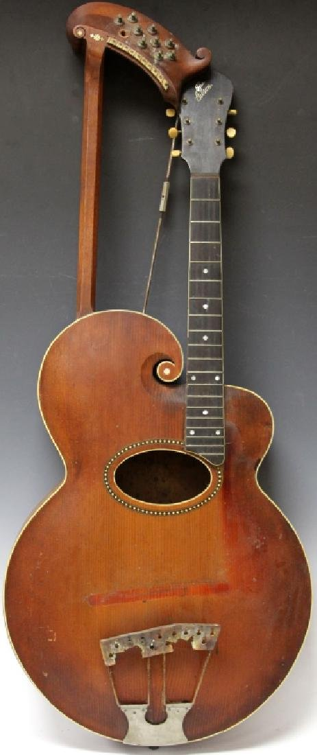 GIBSON U-HARP GUITAR (1905-1912)