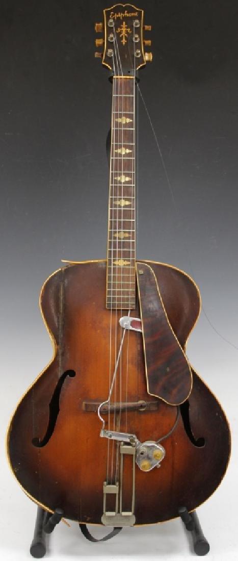 EPIPHONE VINTAGE GUITAR, 1946