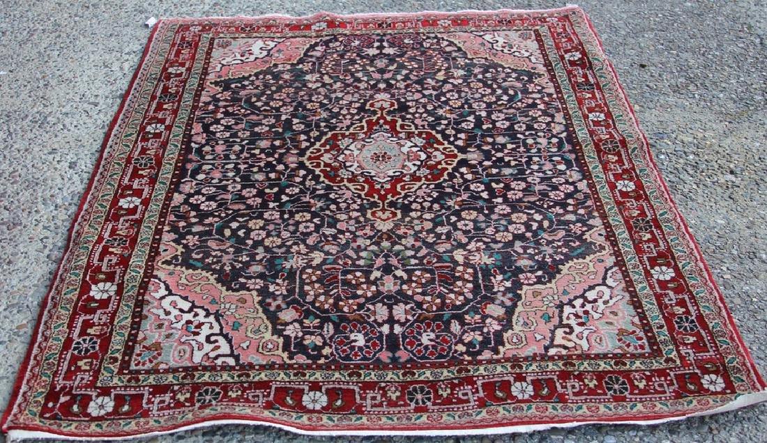 VINTAGE PERSIAN WOVEN CARPET
