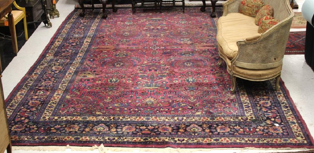EARLY 20TH C. PALACE SIZE PERSIAN CARPET