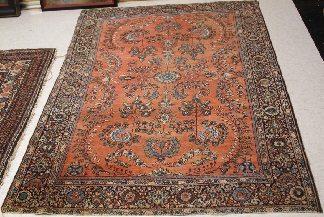 EARLY 20TH C. SAROUK PERSIAN CARPET