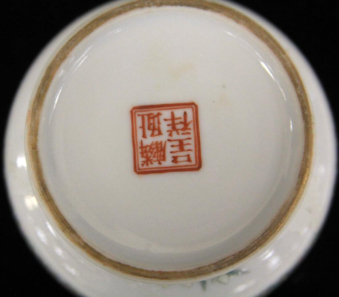 CHINESE REPUBLIC PERIOD PORCELAIN STACKING BOXES - 3