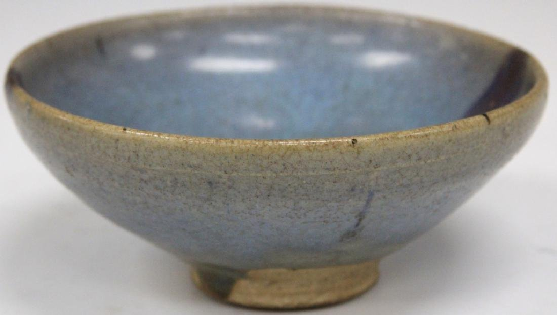 YUAN DYNASTY FLAMBE BOWL, G.T. MARSH COLLECTION
