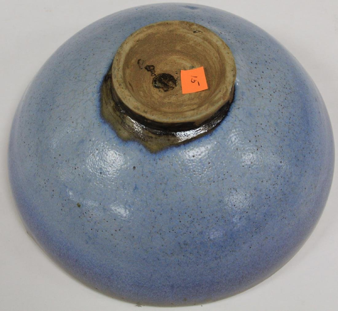 SONG DYNASTY CHINESE FLAMBE BOWL - 2