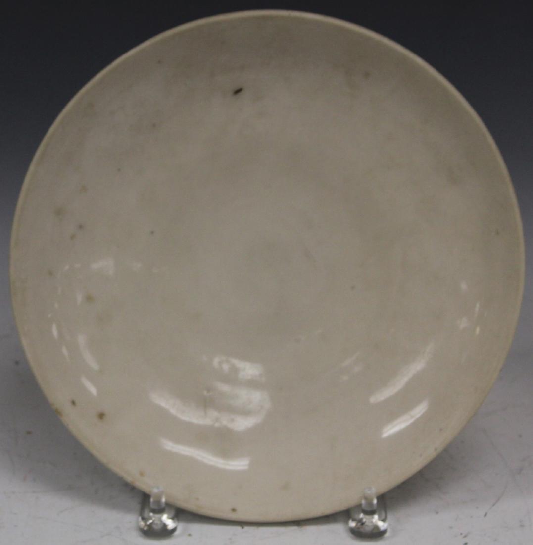 CHINESE PORCELAIN WHITE GLAZE BOWL