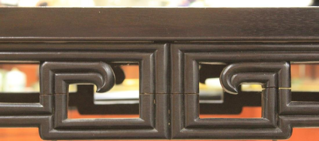 EARLY CHINESE CARVED ALTAR TABLE - 3
