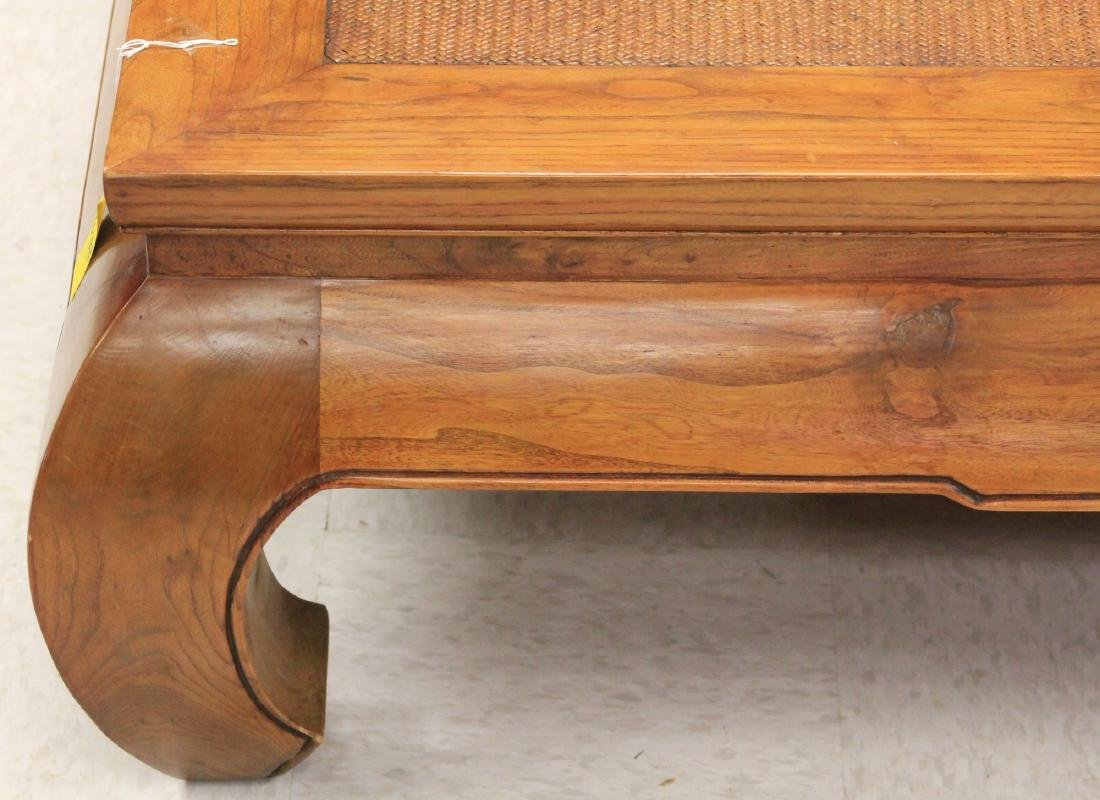 CHINESE CARVED COFFEE TABLE - 2
