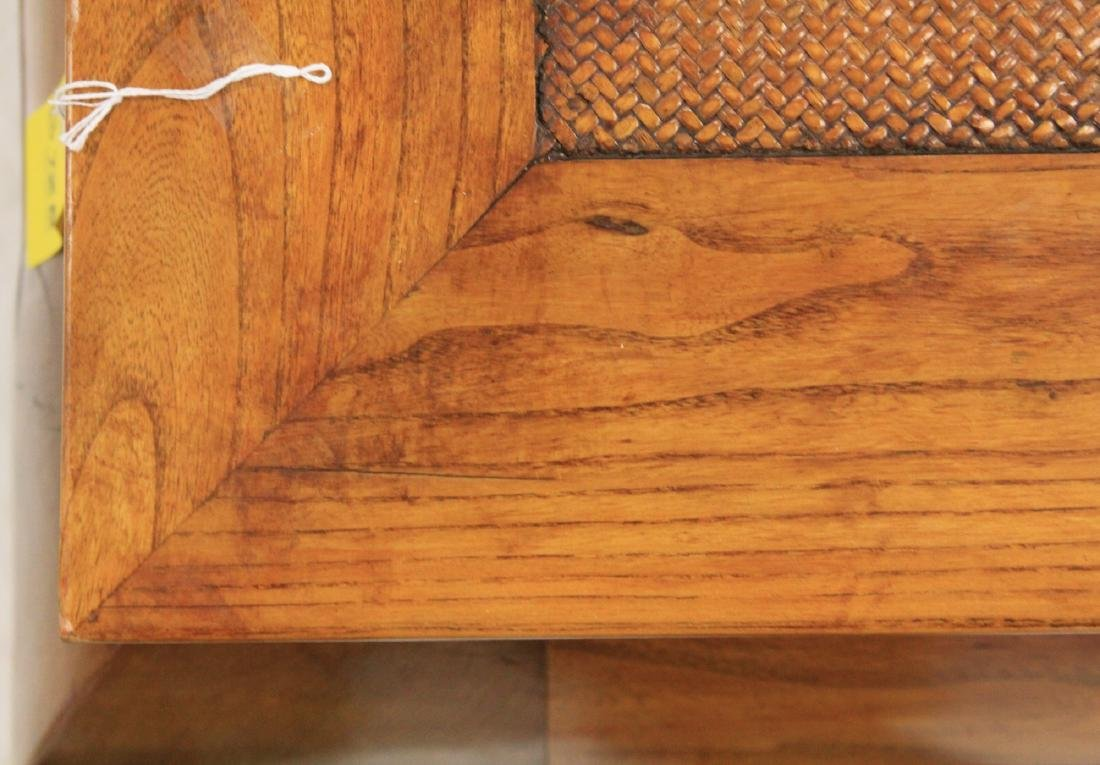CHINESE CARVED COFFEE TABLE - 3