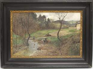 VICTOR MYTTEIS 18741936 PAINTING