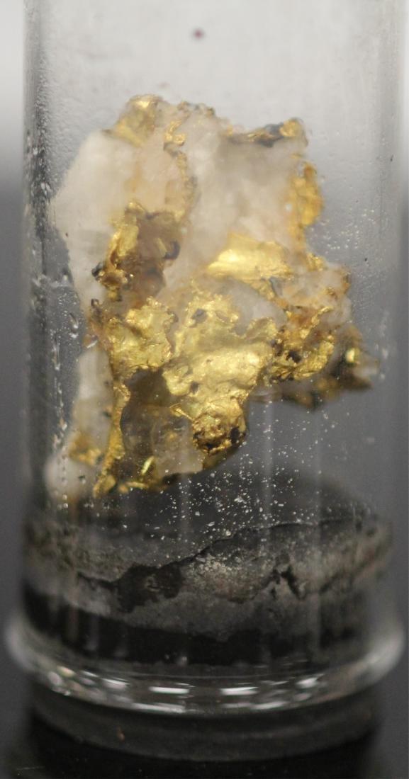 ALASKAN GOLD NUGGET, 14 GRAMS - 2