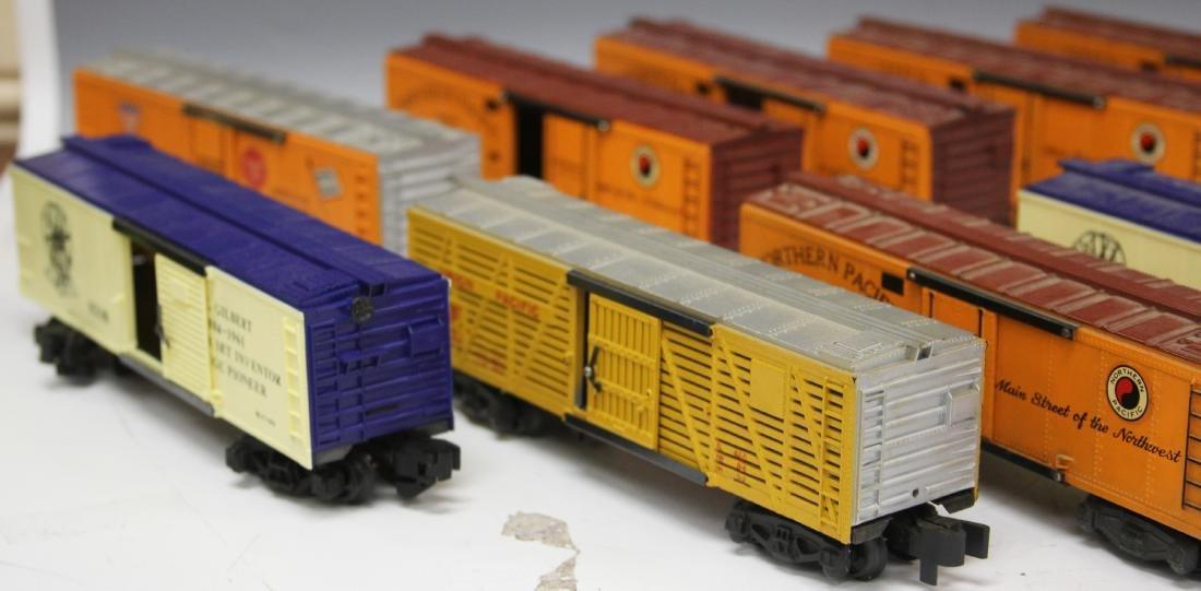 LOT OF (19) LIONEL BOX CARS - 2