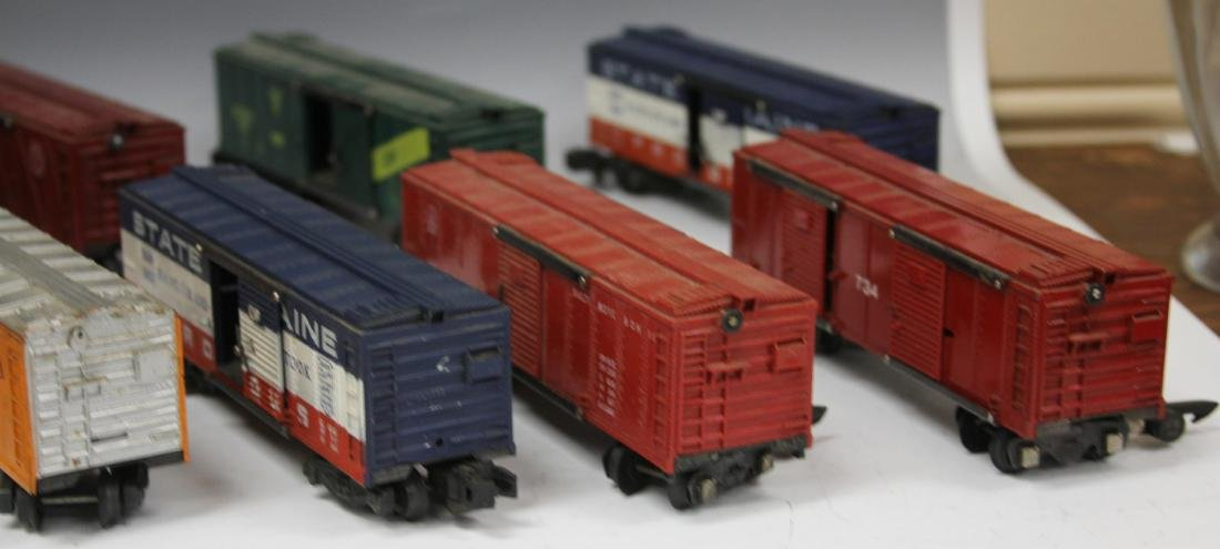 LOT OF (19) LIONEL BOX CARS - 4