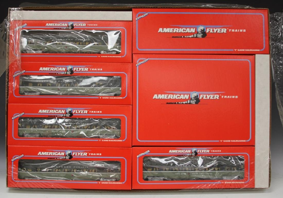 AMERICAN FLYER BOXED TRAIN SET - 2