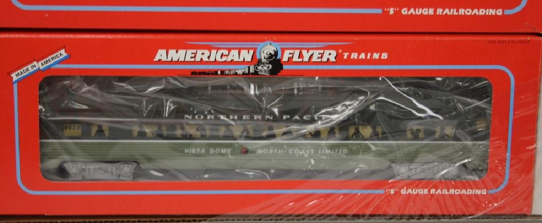 AMERICAN FLYER BOXED TRAIN SET - 4