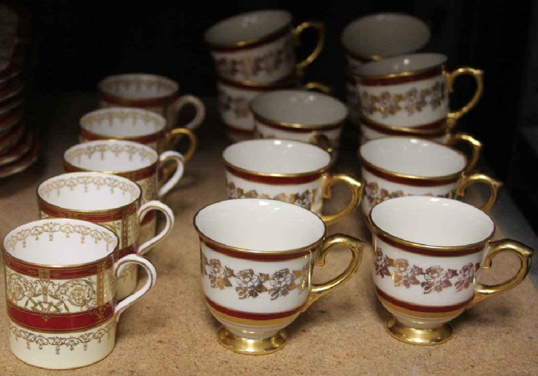 LOT OF ASSORTED CHINA, INCL. ROYAL WORCESTER GUMPS - 2