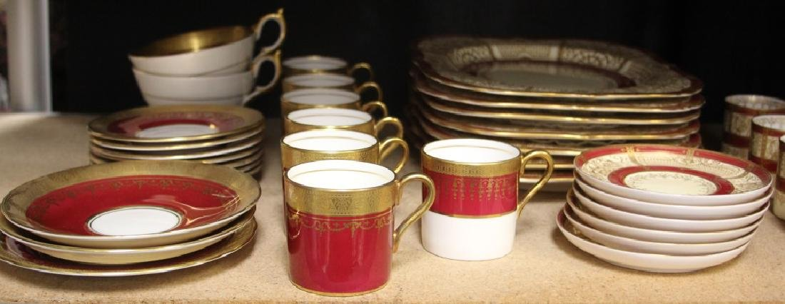 LOT OF ASSORTED CHINA, INCL. ROYAL WORCESTER GUMPS - 3